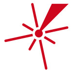 Lasertechnik(rot)